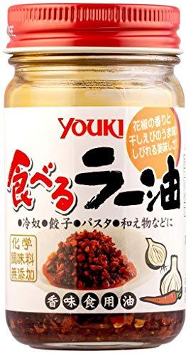 YOUKI ユウキ 食べるラー油 90g 12個 ZTHC