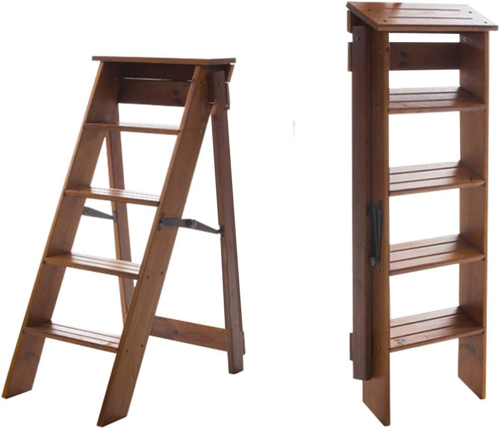 Animer and price revision ZRABCD Ladders Telescopic Ladder Collapsible Step Max 45% OFF Stools,Foldi