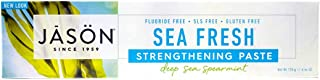 Jason Sea Fresh Toothpaste, Deep Sea Spearmint, 6 Ounce (Pack of 2)