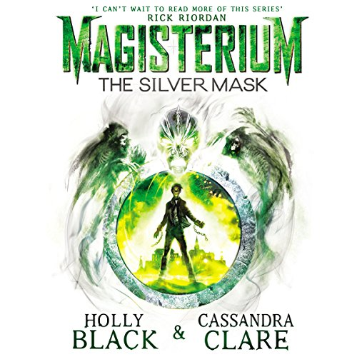 Magisterium: The Silver Mask Titelbild