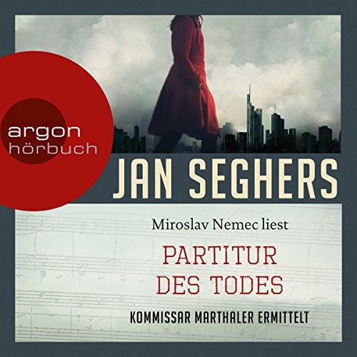 Partitur des Todes audiobook cover art