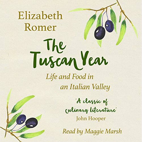 Couverture de The Tuscan Year