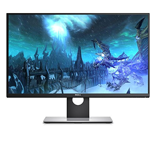 """Dell Flagship High Performance 27"""" Gaming Monitor with WQHD 2560 x 1440 Resolution (2k), 144 Hz Refresh Rate and NVIDIA G-Sync 16:9 TN Panel"""