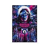LIANGBO Stranger Things 4 Wallpaper HD - Póster artístico para pared (30 x 45 cm)...