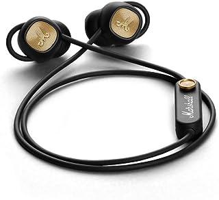 Marshall 马歇尔 Minor II 无线蓝牙入耳式耳机 耳塞 12小时连续播放 APTX 蓝牙5.0 黑色/金色