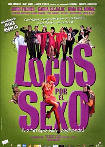 Locos Por El Sexo [DVD]