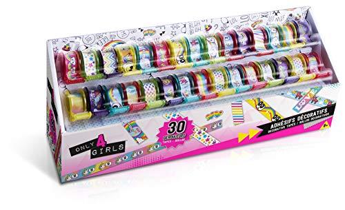 Canal Toys - Recarga de adhesivos decorativos para niñas OFG007
