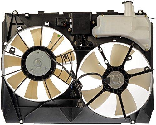 Dorman 620-555 Engine Cooling Fan Assembly for Select Lexus Models