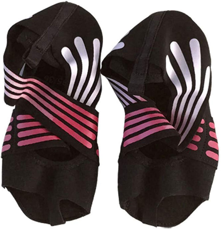 GHKPA 3 Paar Mode Frauen Rutschfeste Fitness Dance Pilates Socken Professionelle Indoor Yoga Schuhe B07JPWZXG5  Sorgfältig ausgewählte Materialien