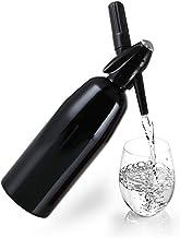 Machine à soda siphon cristal pétillant pour l'ajout individuel de l'acide carbonique dans l'eau du robinet, utilise un ch...