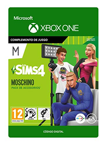 The Sims 4: Moschino Stuff Pack| Xbox One - Código de descarga