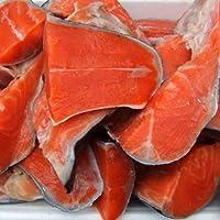 【訳あり】小針水産 鮭(サケ) 切り落とし (500g 真空パック包装) 2パック(計 1kg)
