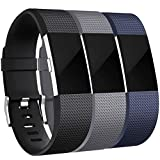 Best Fitbit Replacement Bands - Maledan Bands Replacement Compatible with Fitbit Charge 2 Review