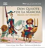 Don Quijote de la Mancha: 2 (Mini Clásicos)...