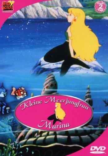 Die kleine Meerjungfrau Marina, Teil 2, Episoden 04-06 [2 DVDs]