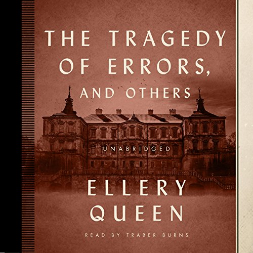The Tragedy of Errors, and Others copertina
