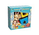 Smartgames–SG 017FR–3D Jigsaw Puzzle–Rabbit Magician (Spanish Version)