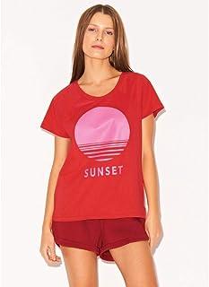 T-Shirt Vermelho