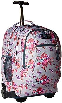 JanSport Driver 8 Rolling Backpack