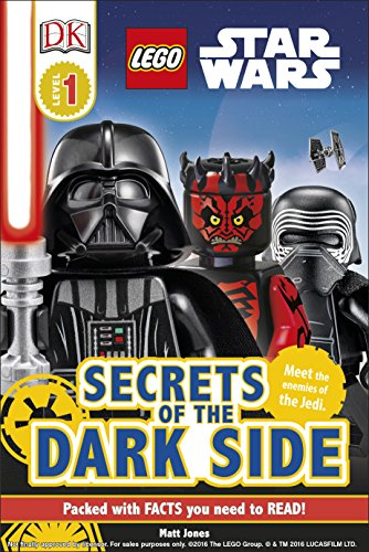 LEGO® Star Wars Secrets of the Dark Side (DK Readers Level 1)
