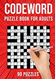 Codeword Puzzle Books for Adults: Code Breaker / Code Word Puzzlebook | 90 Puzzles (UK Version)