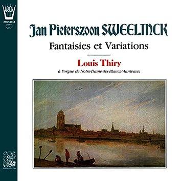 Sweelinck - Fantaisies et Variations (Orgue de Notre-Dame-des-Blancs-Manteaux)