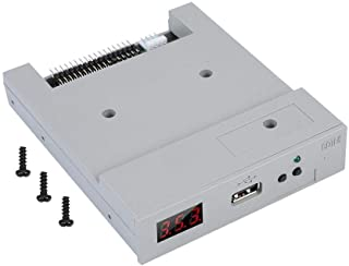 VIFER Emulador USB SFR1M44-U100 3.5in 1.44MB USB SSD Floppy Drive Emulator Plug and Play