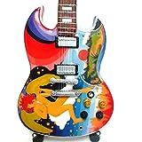 Music Legends Collection - Guitare Miniature Sg Fool Eric Clapton