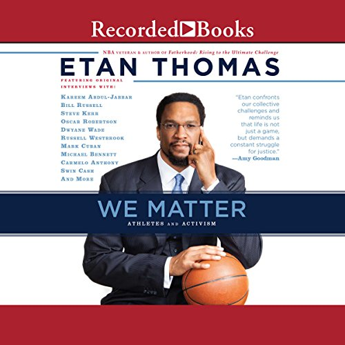 We Matter audiobook cover art