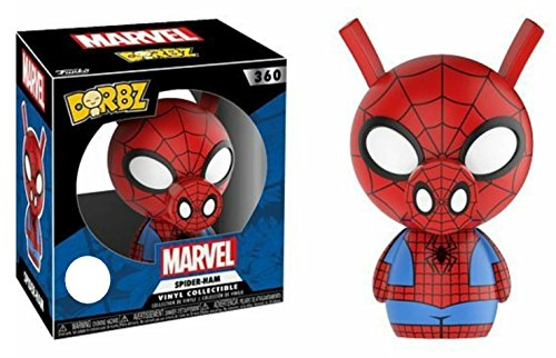 Figura Dorbz Marvel Peter Porker Spider-Ham Exclusive