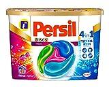 Persil 4in1 DISCS Color, Colorwaschmittel, 147 (3 x 49) Waschladungen für Fleckenentfernung, Leuchtkraft, Frische, Faserpfelge und hygienisch reine Wäsche