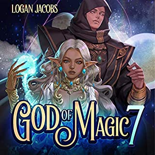 God of Magic 7 cover art