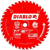 Freud D0740X ATB Finishing Saw Blade, multi,'7-1/4'''