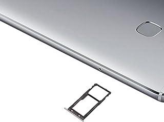 YuanGH For Huawei Maimang 5 SIM Card Tray & SIM/Micro SD Card Tray(Gold) Yuan Repair Parts (Color : Silver)