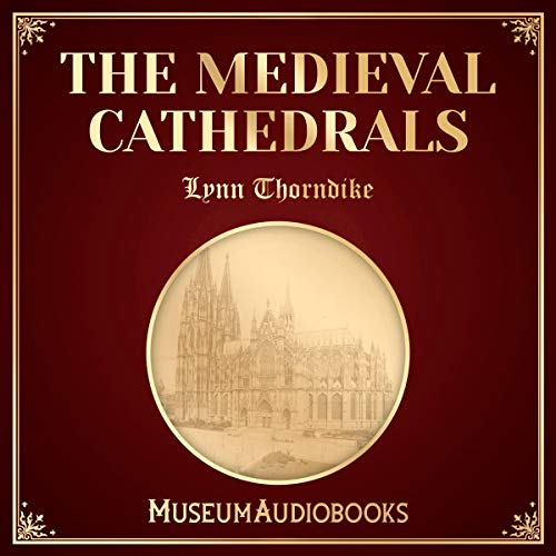 『The Medieval Cathedrals』のカバーアート