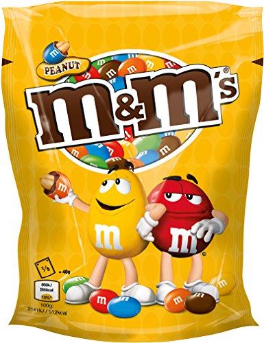 M&M'S Cacahuete 1 x 200 g