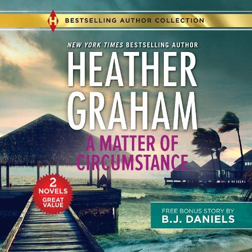 A Matter of Circumstance & The New Deputy in Town Audiobook By Heather Graham, B. J. Daniels cover art