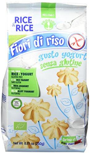 RICE&RICE Glutenfreie Kekse, 1er Pack (1 x 250 g)