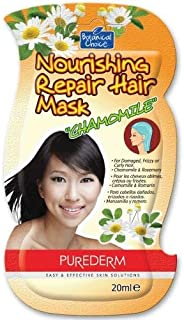 Purederm Nourishing Repair Hair Mask Chamomile