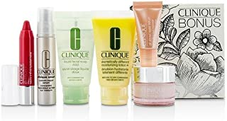 Travel Set: Facial Soap + Ddml+ + Moisture Surge Intense + Smart Serum +Eye Serum 5 ml + Chubby Stick #05, Pack of 1