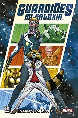 Guardiões da Galáxia (2021) Volume 1