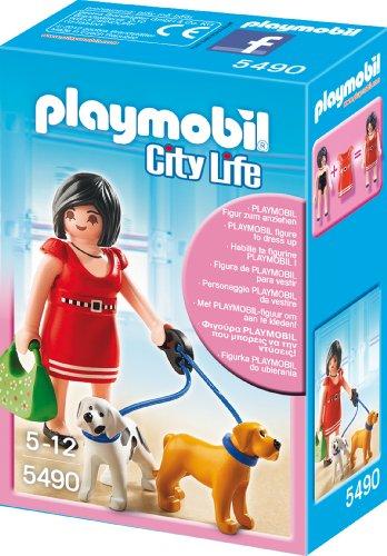Playmobil 5490 - Frau mit Hündchen