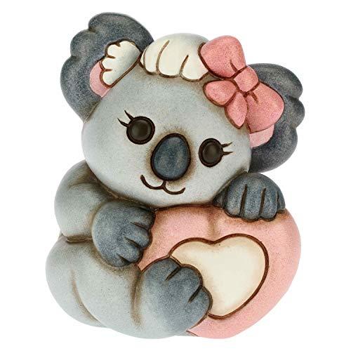 THUN-Koala Bimba con Cuore Rosa