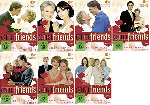 GIRL friends - Staffel/Season 1+2+3+4+5+6+7 * DVD Set