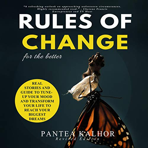 Rules of Change for the Better audiobook cover art
