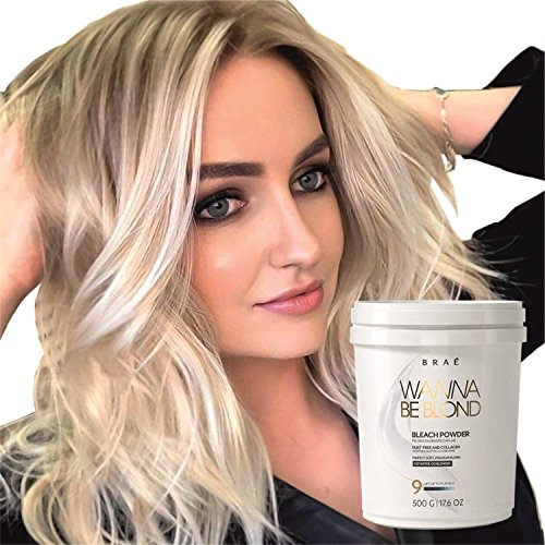 Hair Bleach Powder Professional Lightener