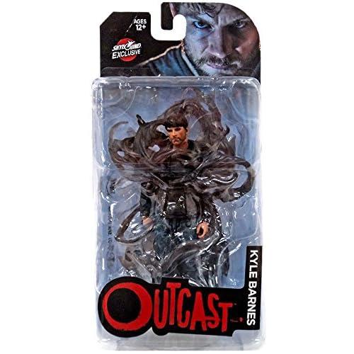 Outcast TV Kyle Barnes Action Figura
