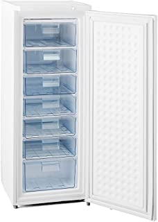 アイリスオーヤマ 冷凍庫 175L 前開き ノンフロン 温度調節3段階 静音 省エネ メーカー1年保証 ホワイト IUSD-18A-W