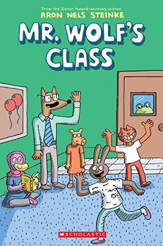 Mr. Wolf's Class Mr. Wolf's Class #1 English Edition
