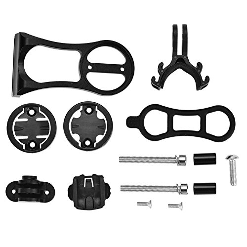 Find Discount Tbest Bike Computer Bracket,Multi-Functional Cycling Bike Computer Mount Extension Bra...